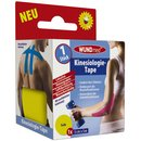 Wundmed Kinesiologie Tape 5m x 5 cm gelb