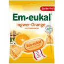 Em-eukal Ingwer-Orange zuckerfrei 75g