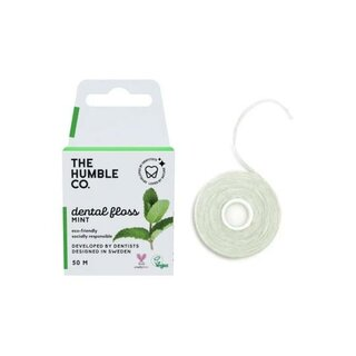 Humble Dental floss Zahnseide 50 m - Fresh mint