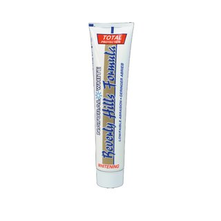 Beverly Hills Formula Natural White Rundumschutz Zahncreme 125ml Tube