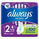 always Ultra Long Plus Binden 10er Packung
