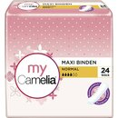 Camelia Maxi Binde Normal 24er Packung
