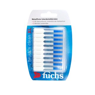 Fuchs Brush n Clean XL Interdentalbürsten 20 Stück